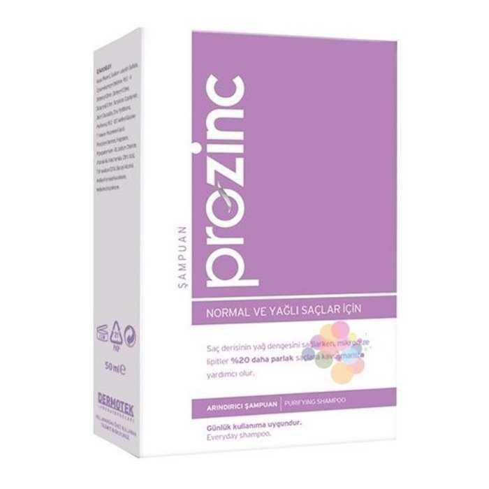 Prozinc Normal Ve Yağlı Saçlar İçin Şampuan 300 ml