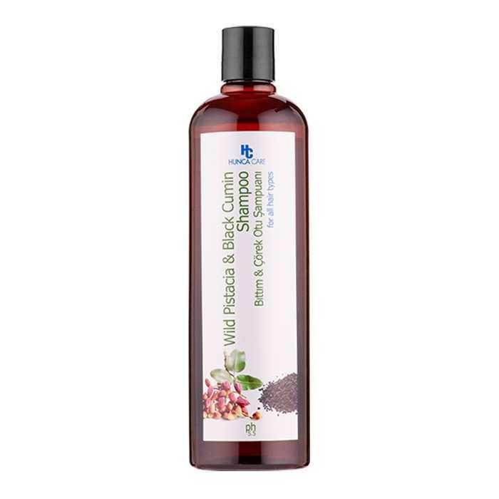 Hunca Care Bıttım & Care Çörek Otu Şampuan Tüm Saç Tipleri İçin 700 ml