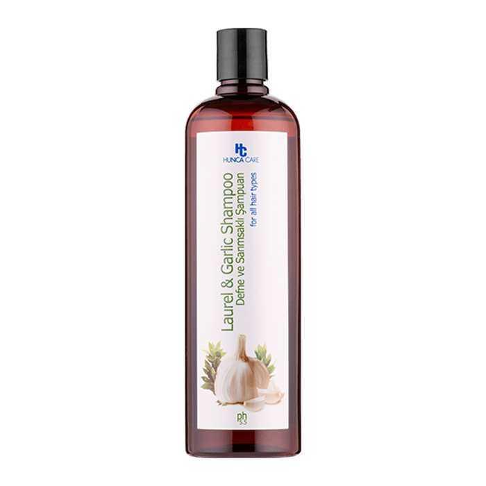 Hunca Care Defne ve Sarımsaklı Şampuan 700 ml
