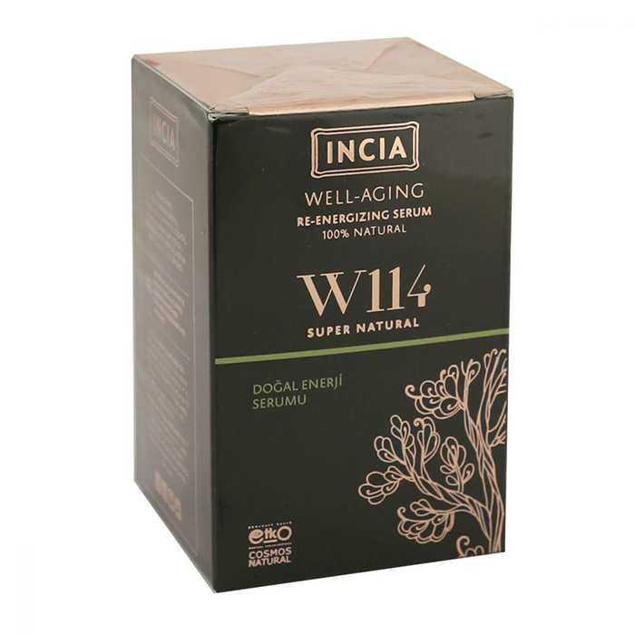 Incia Well Aging Kırışıklık Önleyici Serum 10 ml