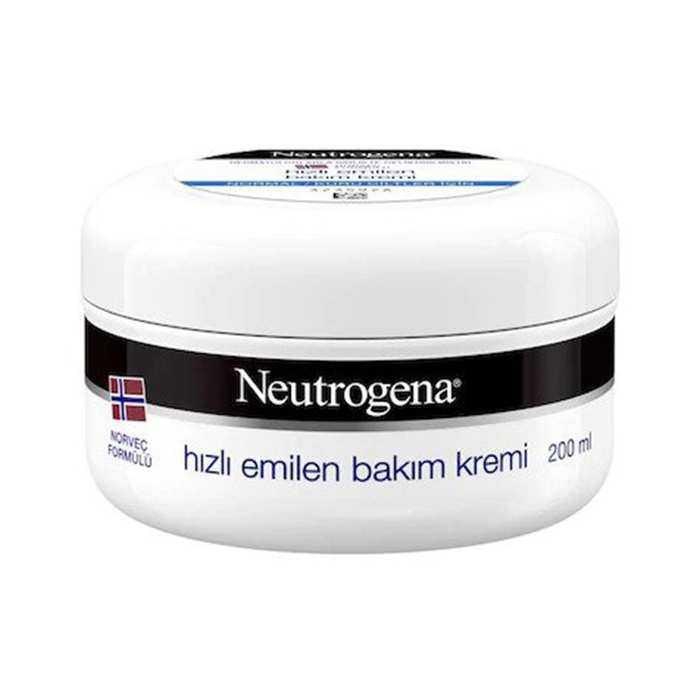 Neutrogena Hızlı Emilen Bakım Kremi 200 Ml