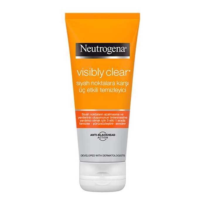 Neutrogena Visibly Clear 3'ü 1 Arada Temizleme Jeli 100 ml