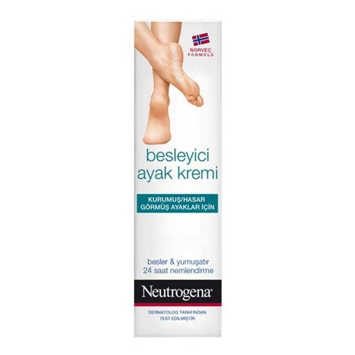 Neutrogena Norveç Formülü Kurumuş Ayaklar için Ayak Kremi 50 ml