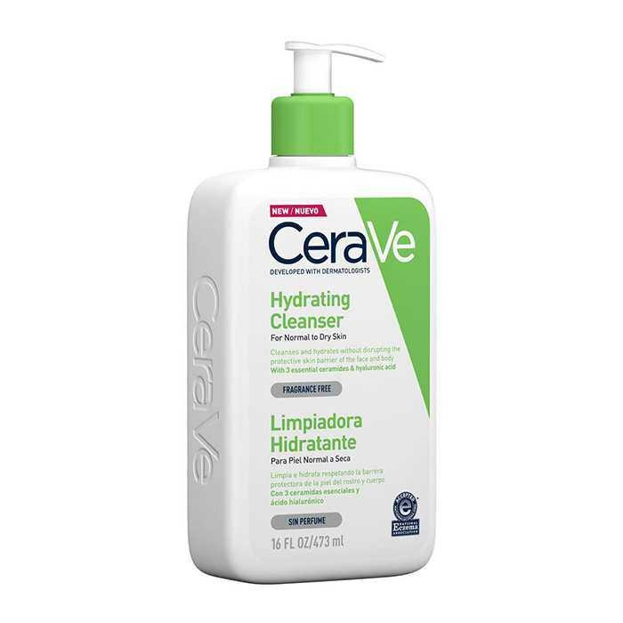 Cerave Hydrating Cleanser Normal & Kuruya Dönük Ciltler İçin 473 ml