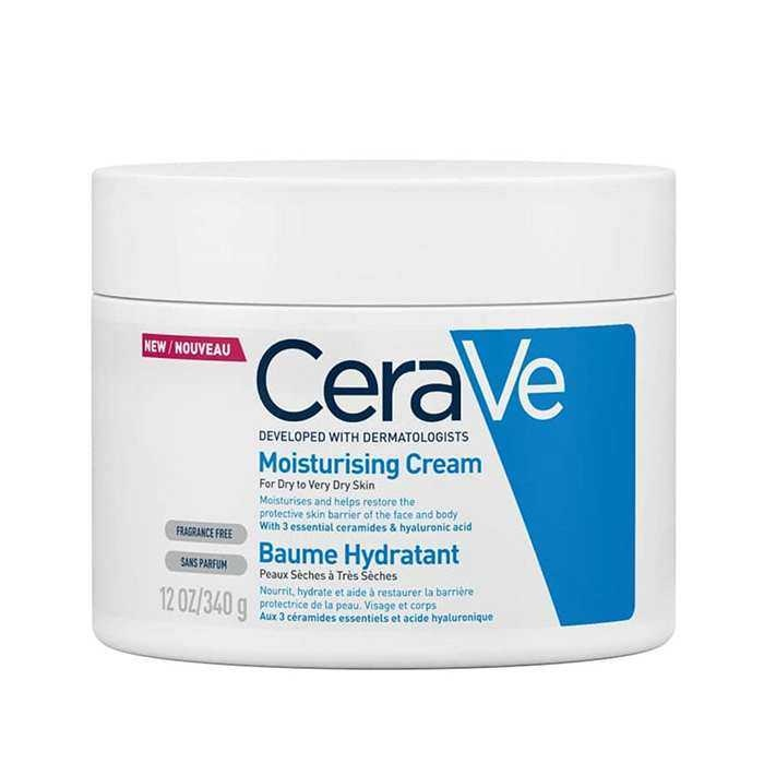 Cerave Moisturising Cream Kuru ve Çok Kuru Ciltler İçin 340 gr