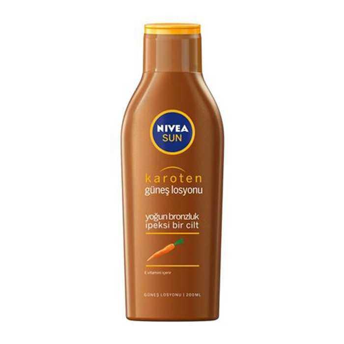 Nivea Sun Karoten Özlü Güneş Sütü 200 ml