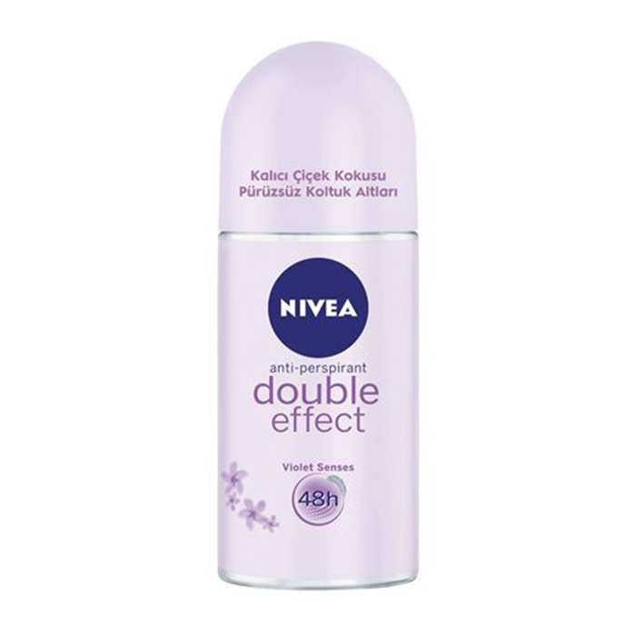 Nivea Deo Bayan Roll-On Double Effect 50 ml