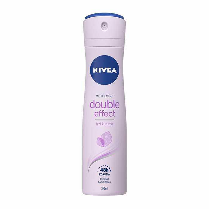 Nivea Double Effect Mor Düşler Deodorant 150 ml