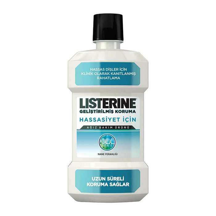 Listerine Hassasiyet için Geliştirilmiş Koruma 250 ml