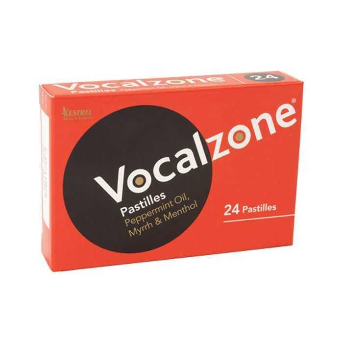 Vocalzone Pastil 24 Adet