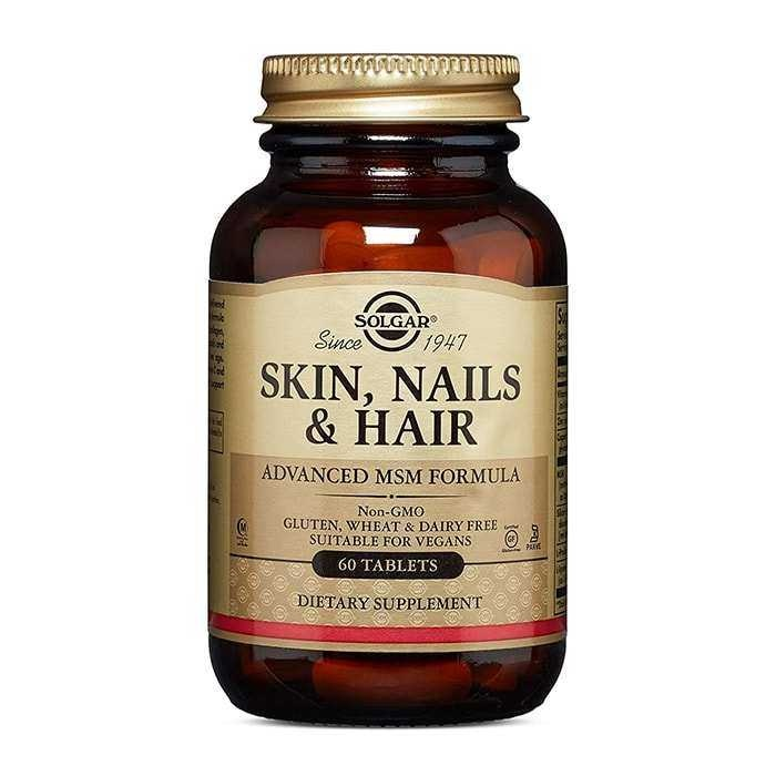 Solgar Formula Skin & Nails & Hair 60 Tablet