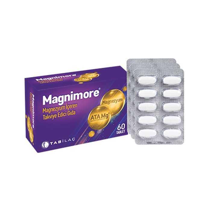 Magnimore 60 Tablet