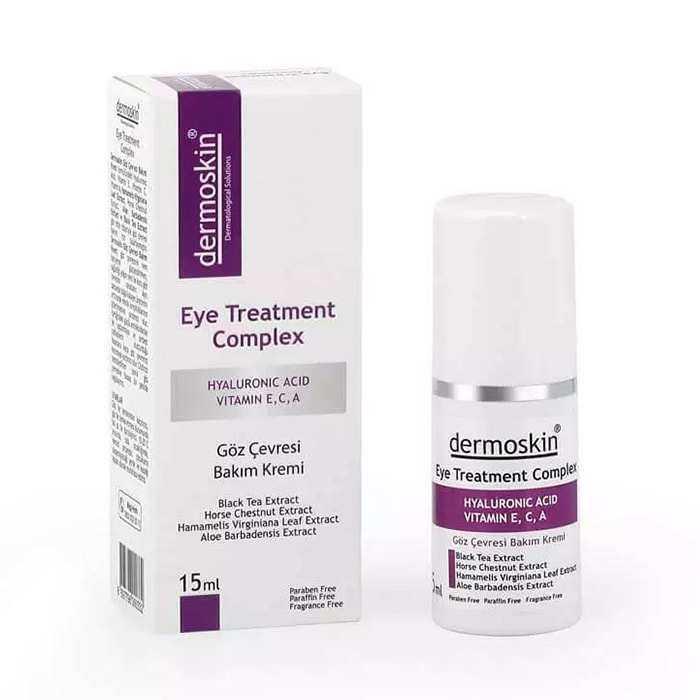 Dermoskin Eye Treatment Complex 15 ml