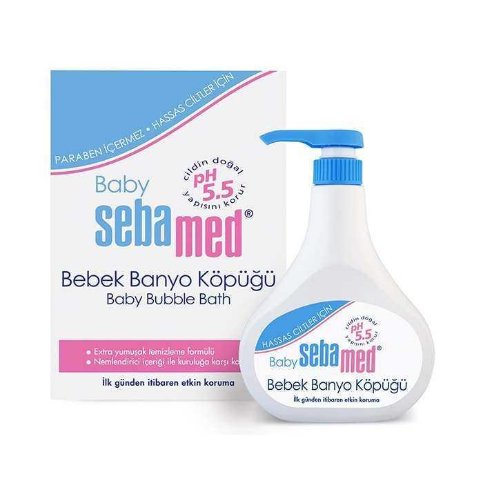 Sebamed Baby Bebek Banyo Köpüğü 500 ml