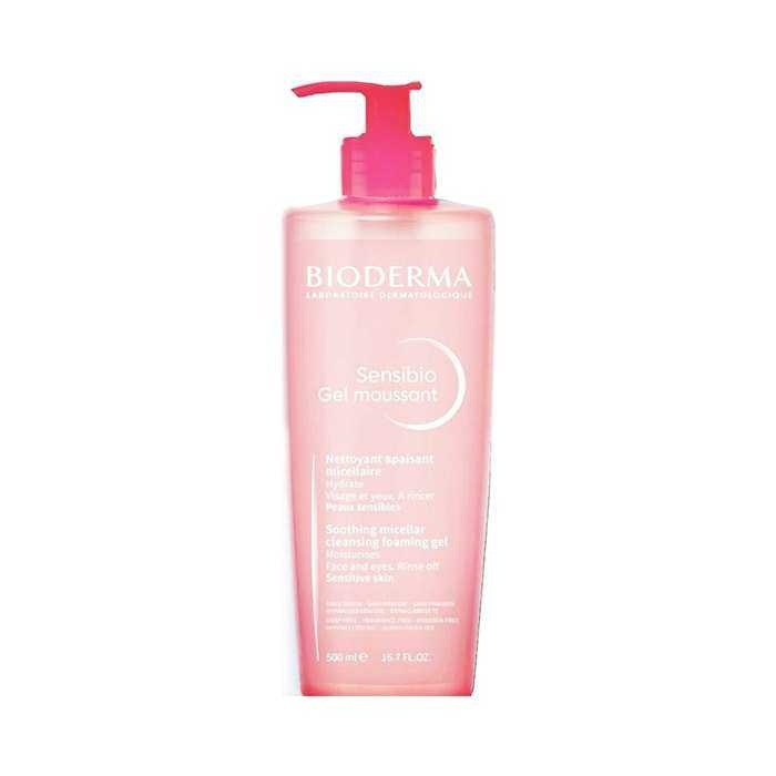 Bioderma Sensibio Gel Moussant Foaming Gel 500 ml