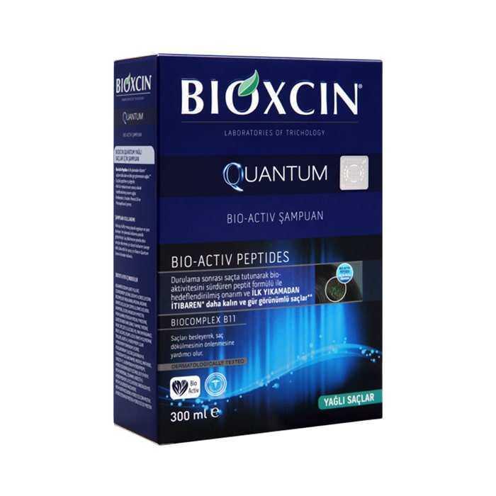 Bioxcin Quantum Yağlı Saçlar İçin Şampuan 300 ml