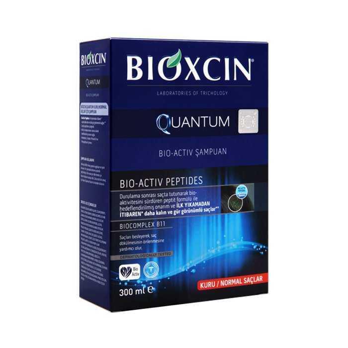 Bioxcin Quantum 3 Al 2 Öde Şampuan Kuru & Normal Saçlar