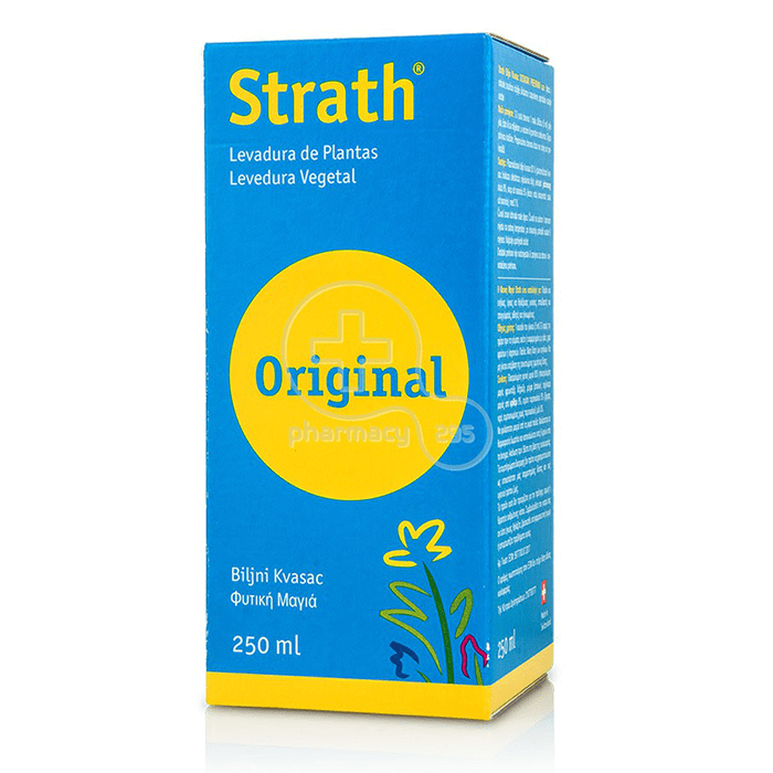 Strath Original Şurup 250 ml