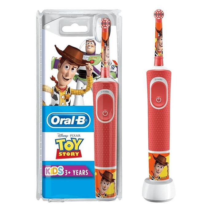 Oral-B Şarjlı Toy Story Diş Fırçası