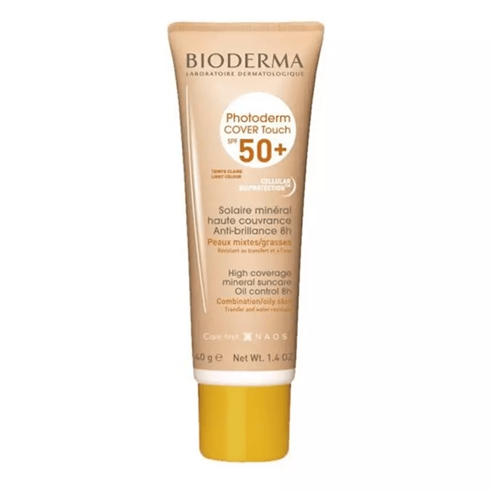 Bioderma Photoderm Cover Touch SPF50+ 40 gr