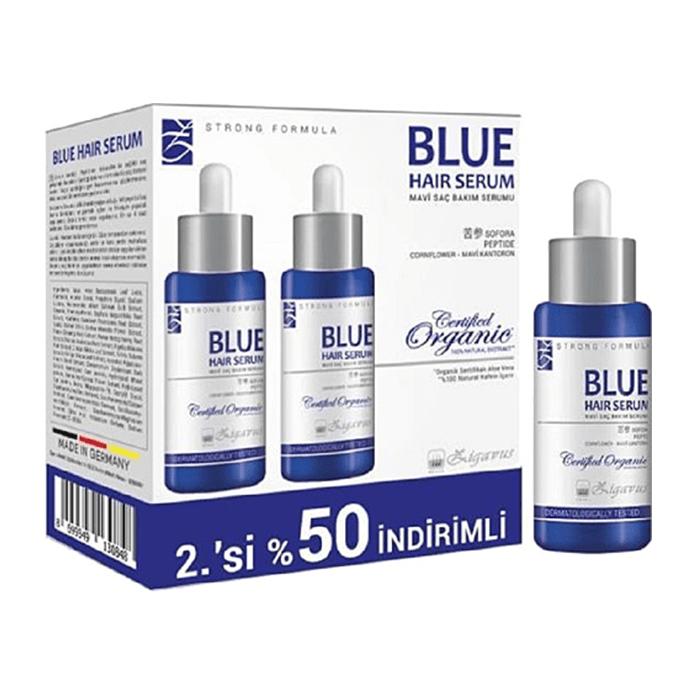 Zigavus Blue Mavi Su Saç Bakım Serumu 33 ml - İkincisi %50 İndirimli