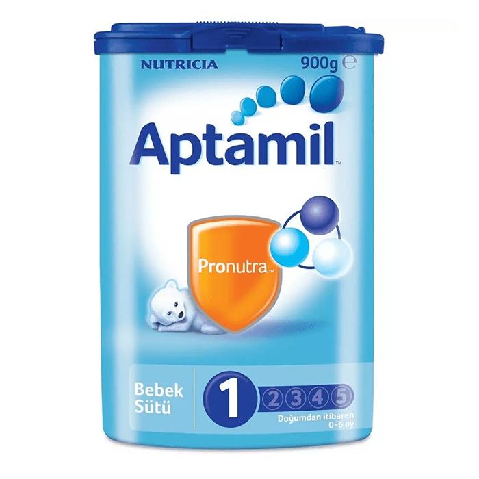 Milupa Aptamil 1 Bebek Sütü Kutu 900 gr