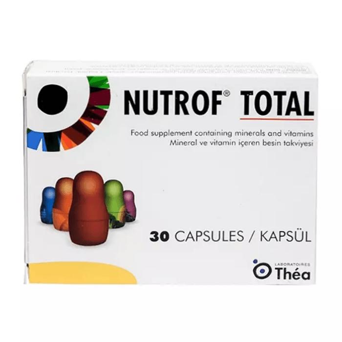 Theapharma Nutrof Total 30 Kapsül