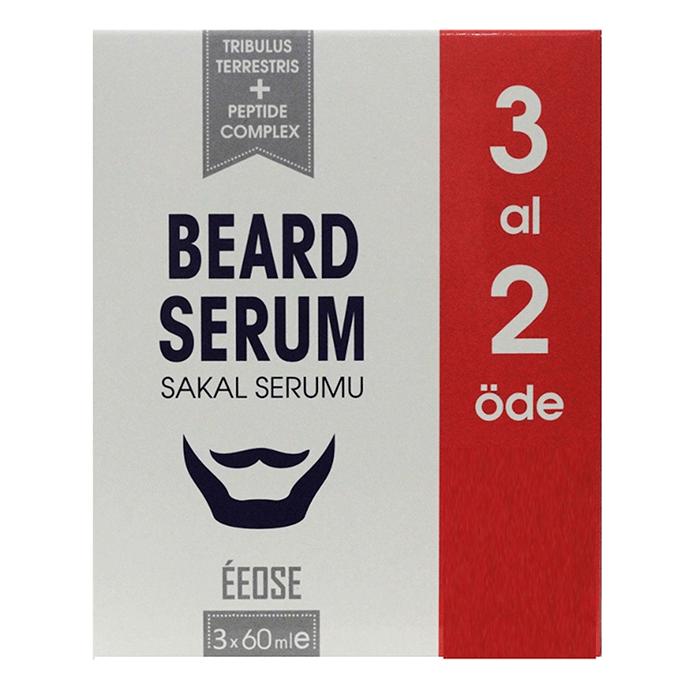 Eeose Sakal Serumu 60 ml - 3 Al 2 Öde