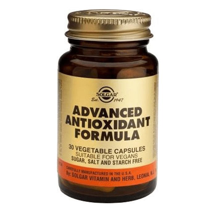 Solgar Advanced Antioxidant Formula 30 Kapsül