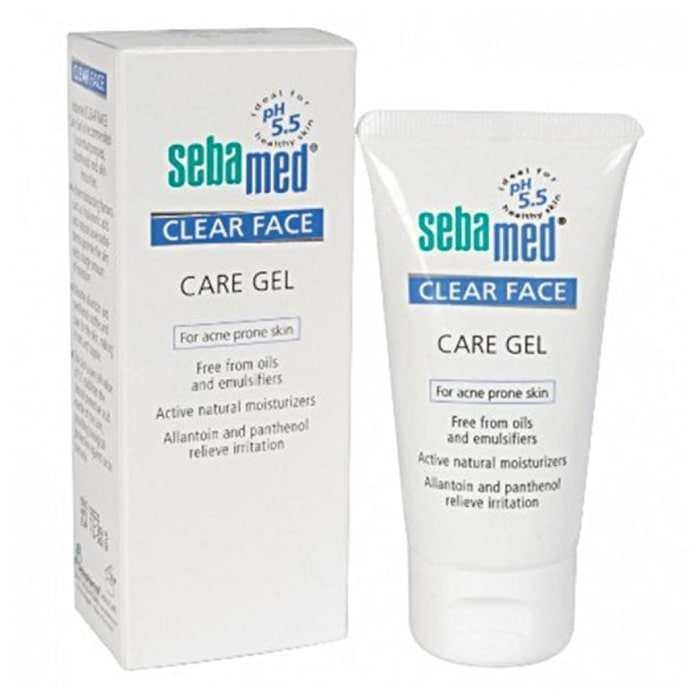 Sebamed Clear Face Bakım Jeli 50ml