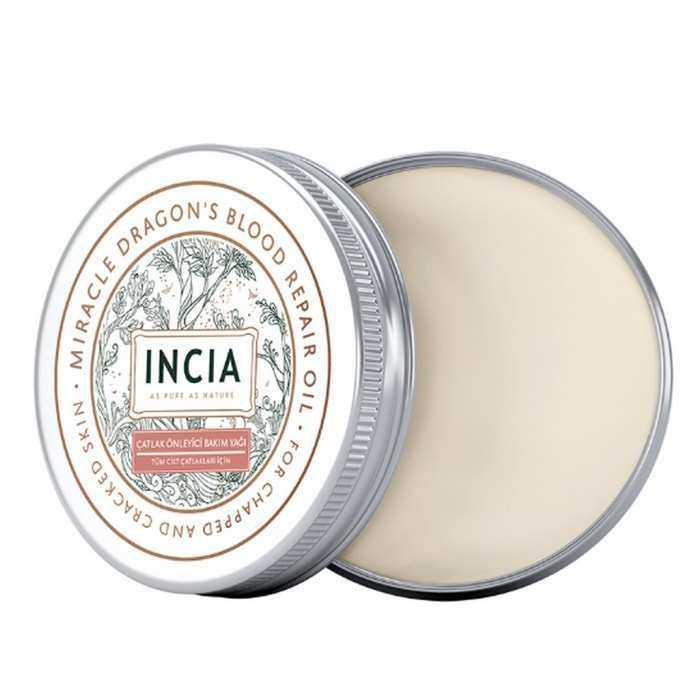 Incia Çatlak Önleyici Bakım Yağı 50 ml
