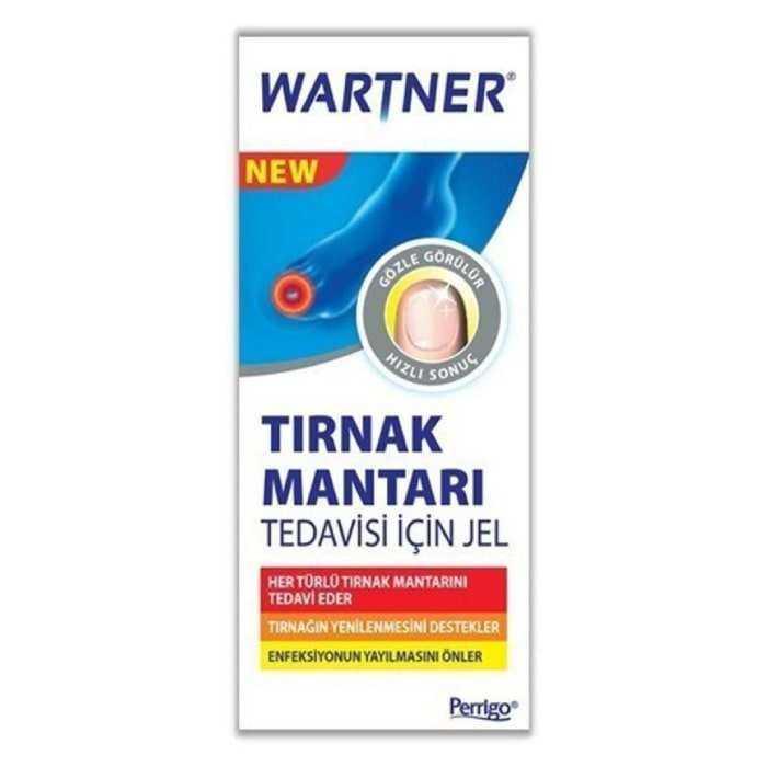 Wartner Tırnak Mantarı Tedavi Jeli 7 ml