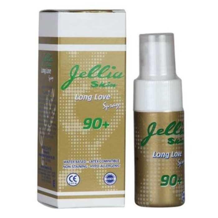 Jellia Geciktirici Sprey 90+ 30 ml