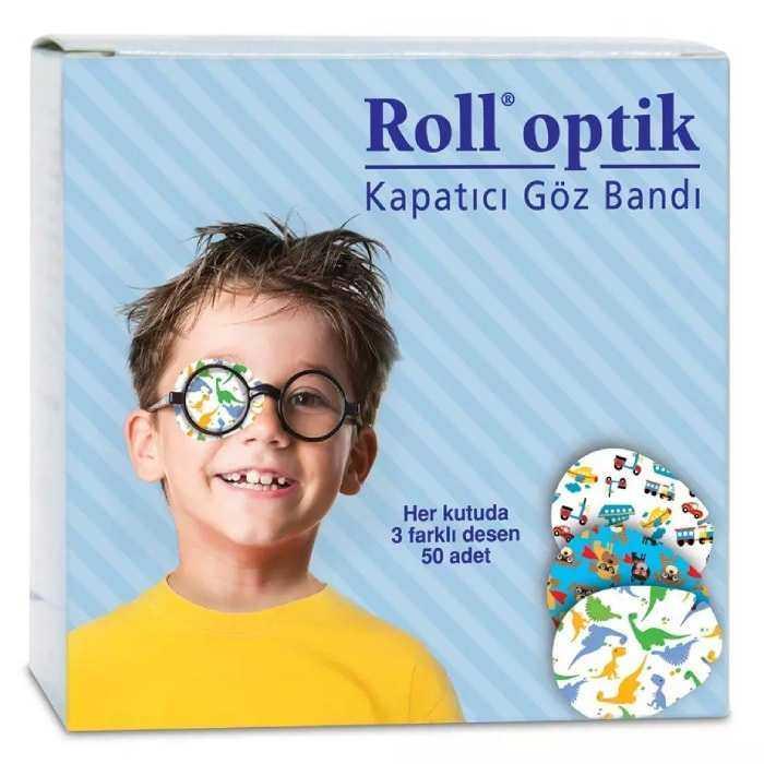 Roll Optik Erkek 50'li