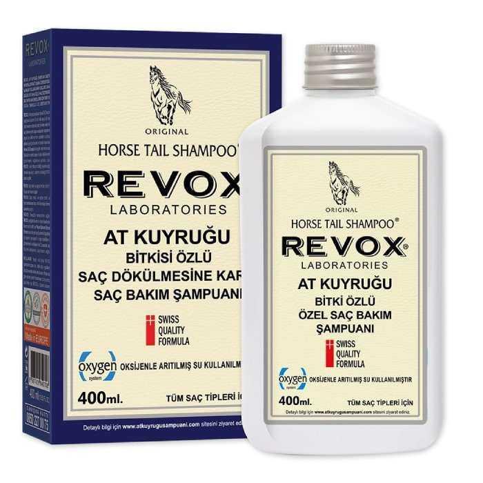 Revox At Kuyruğu Şampuanı 400 ml