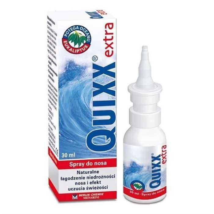 Quixx Soft Burun Spreyi 30 Ml