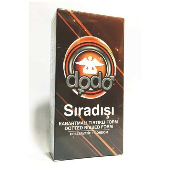 Dodo Sıradışı Prezervatif 12'li