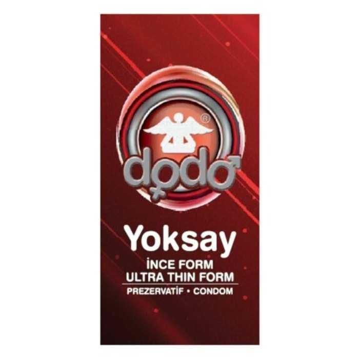 Dodo Yoksay Prezervatif 12'li