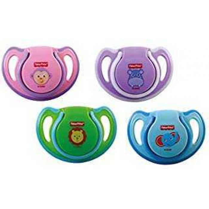 Fisher-Price FP-SO001 Soft Touch Silikon Emzik - NO1