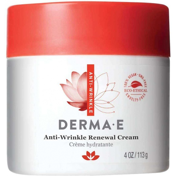 DERMA E Anti-Wrinkle Renewal Cream 113 g 1 Paket (1 x 1 Adet)