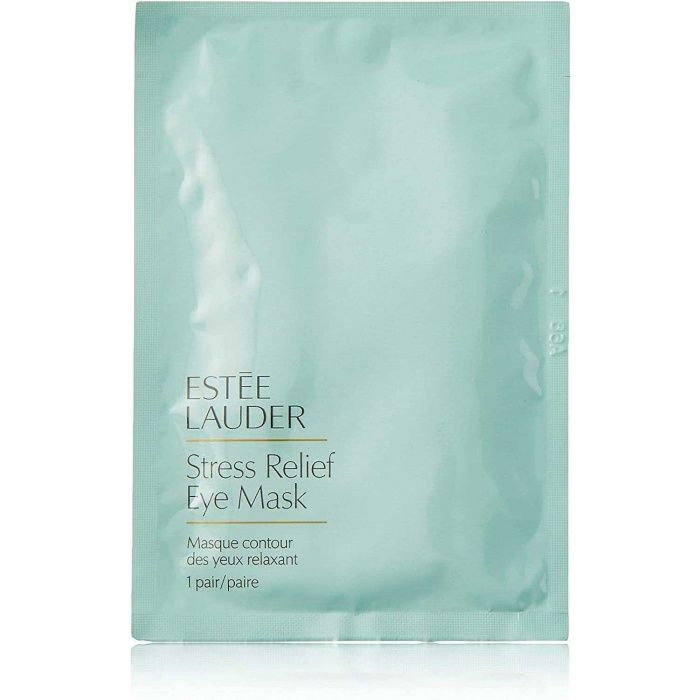 Estee Lauder Stress Relief Eye Mask 10 Ped Göz Maskesi 1 Paket (1 x 10 ml)