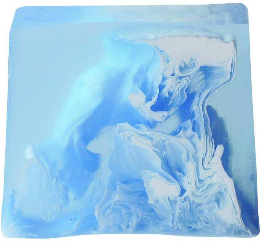 Bomb Cosmetics Crystal Waters Sabun Dilimi 100g 1 Paket (1 x 1 Adet)